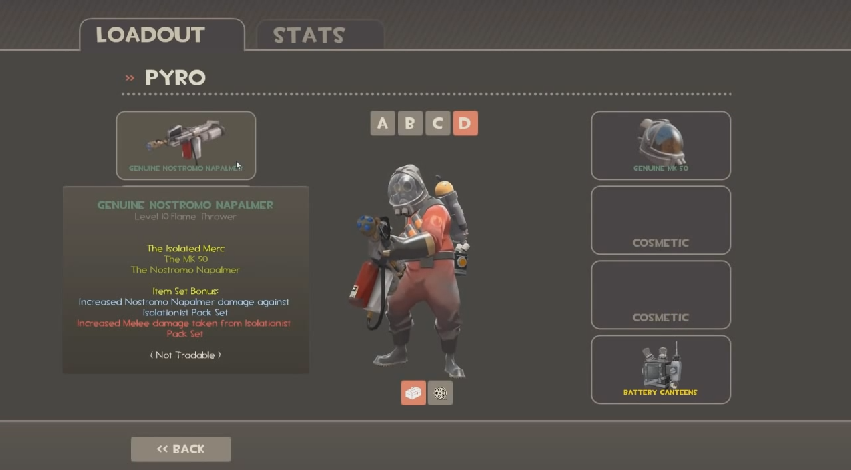 Here's How The New Alien Items Look In Team Fortress 2