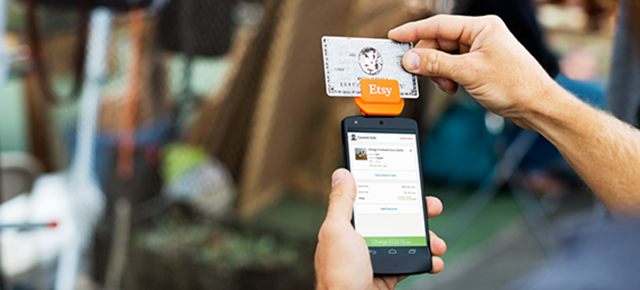 Now Etsy Has a Card Reader Too