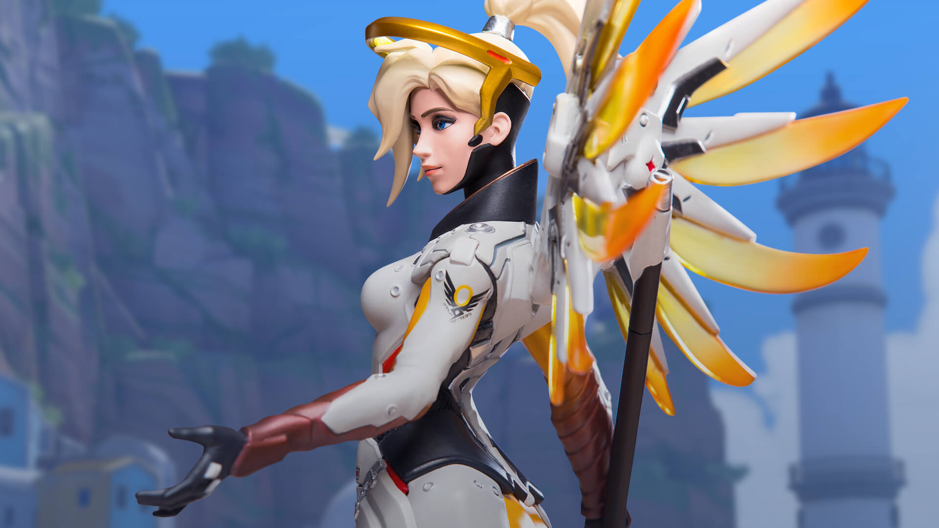 Look At This $228 Mercy Statue