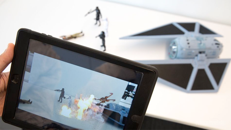 A New App Will Let You Bring The New Star WarsToys To Life With Special Effects