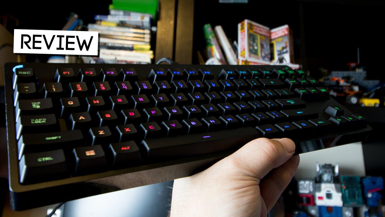 Logitech G Pro Gaming Keyboard Review: Professional Grade