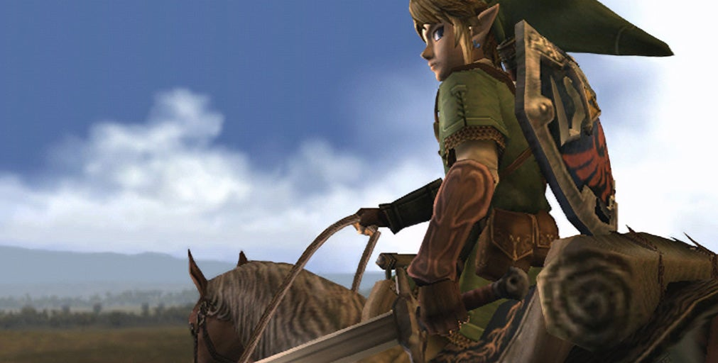 That Time A Zelda Trailer Supposedly Made Grown Men Cry