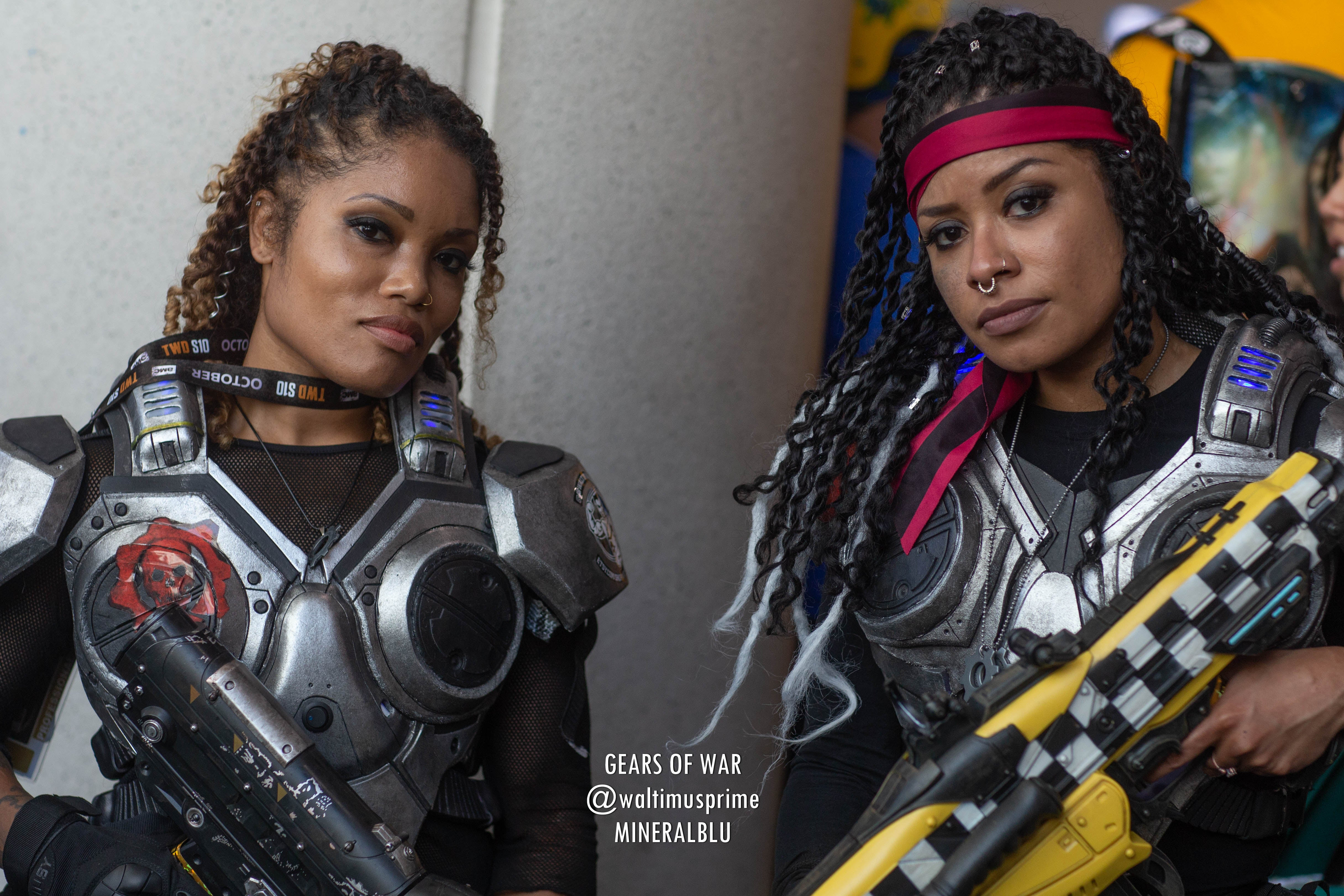 Our Favourite Cosplay From San Diego Comic-Con 2019