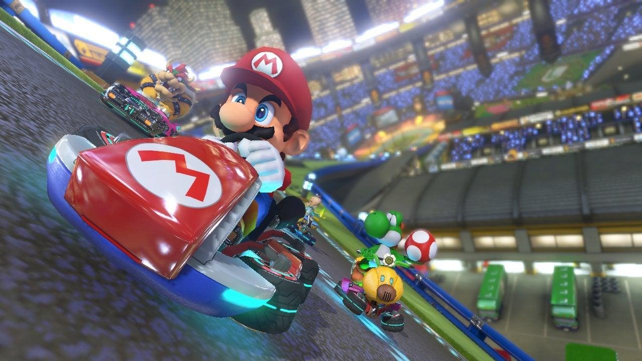 Nintendo Switch Gets A Mario Kart 8 Port With Better Battle Mode