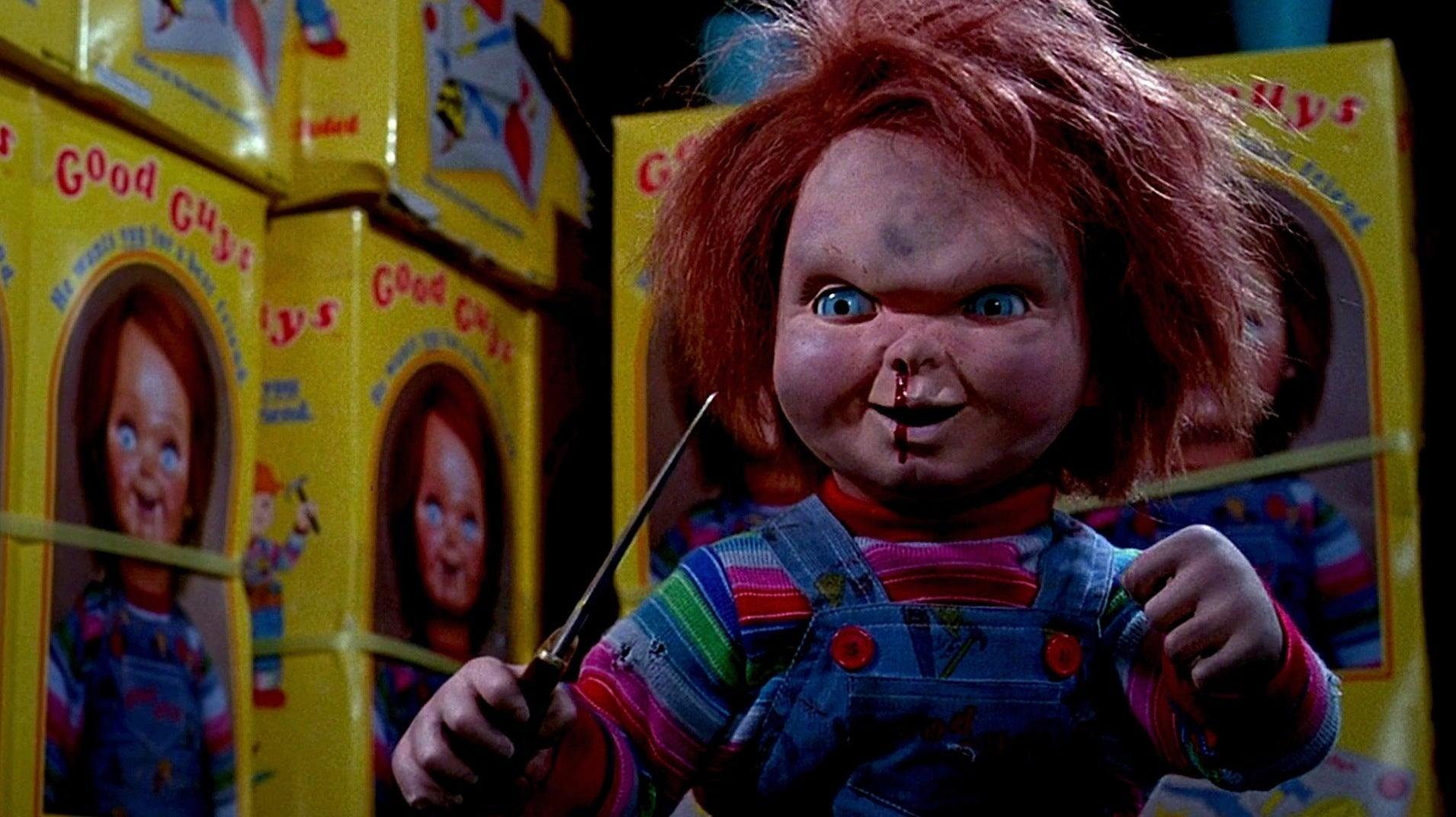 A Child's Play Reboot Could Have Chucky Terrorising Theatres Once Again