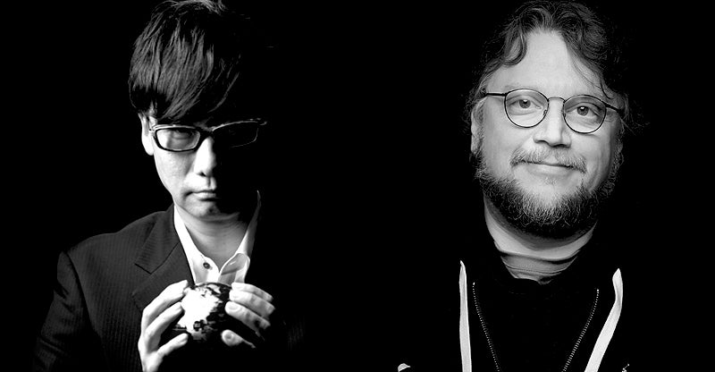 Watch Hideo Kojima And Guillermo Del Toro Get Interviewed Together