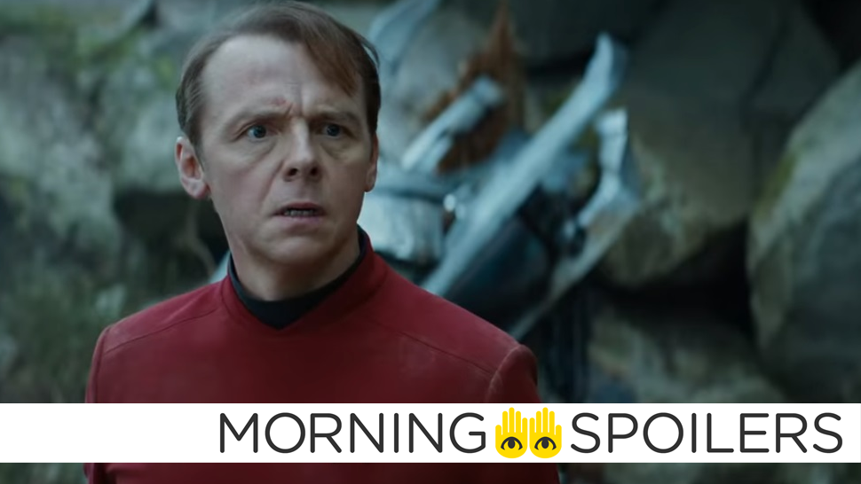 Simon Pegg Thinks Star Trek 4 As We Know It Might Not Ever Happen