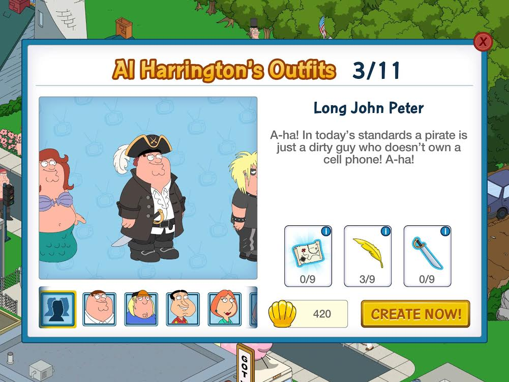 Doing The Dirty Simpsons With Family Guy's Quest For Stuff