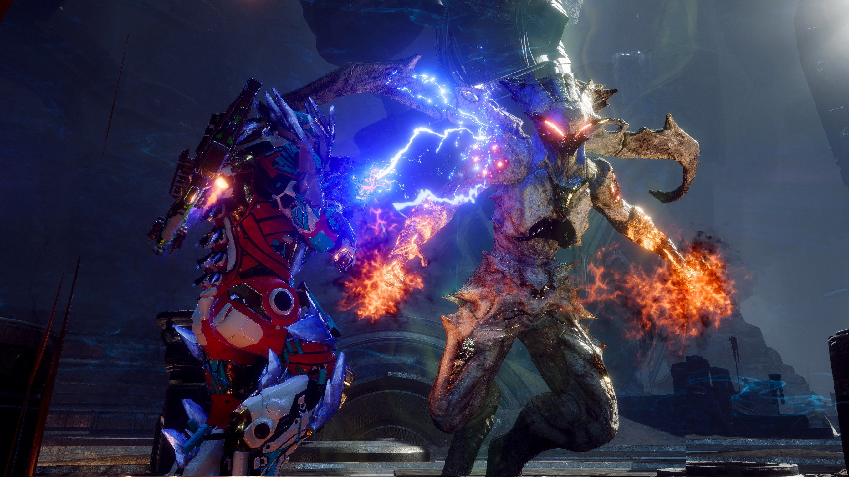 After Months Of Delay, Anthem's Cataclysm Event Is Finally Live
