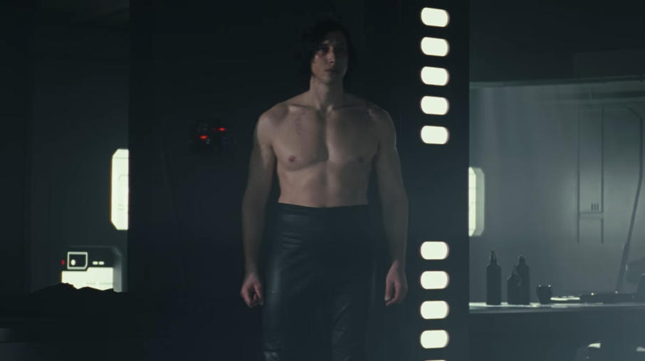 Star Wars: The Rise Of Skywalker Explores Kylo's 'Nakedness' With Rey