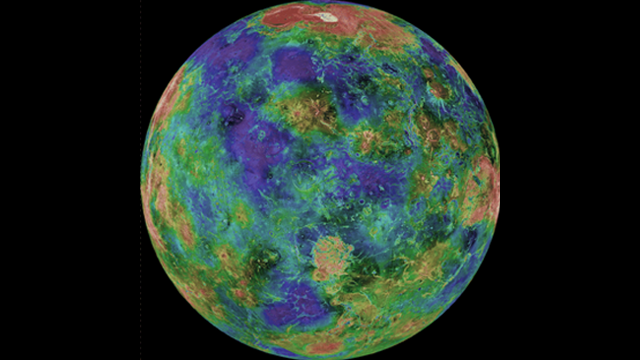 There's Growing Evidence of Volcanic Activity on Venus