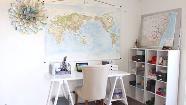 The Pretty Map Workspace