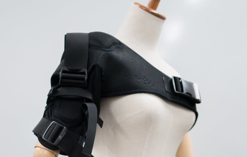 This Soft Upper-Body Exo-suit Could Boost Your Strength Without Power