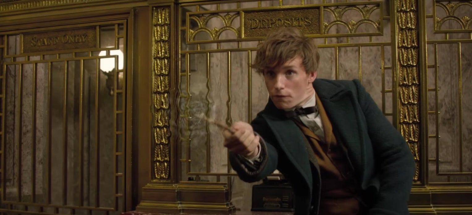 New Fantastic Beasts And Where To Find Them Featurette Finally Provides Some Beasts