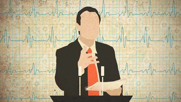 How to Calm Your Nerves Before Making a Terrifying Speech