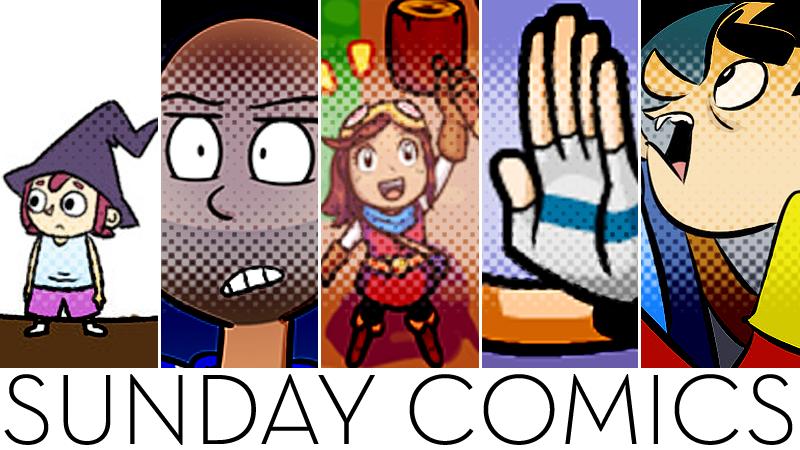 Sunday Comics: Deep Jungle