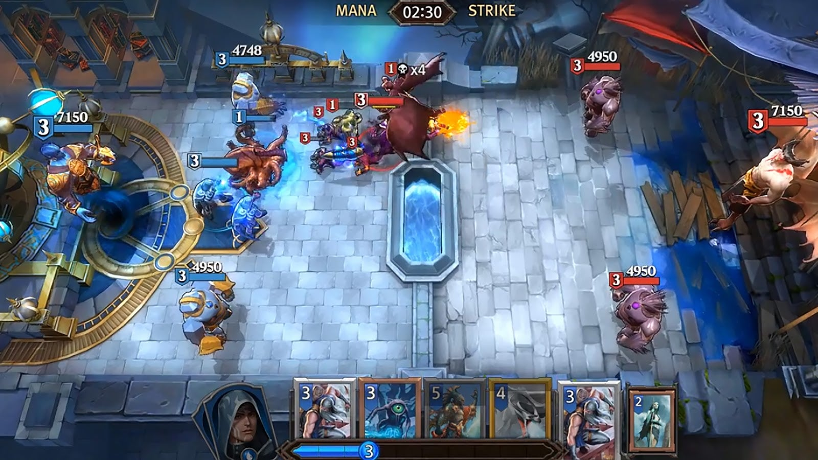The Latest Magic: The Gathering Game Is A Decent Card-Based Tower Defence
