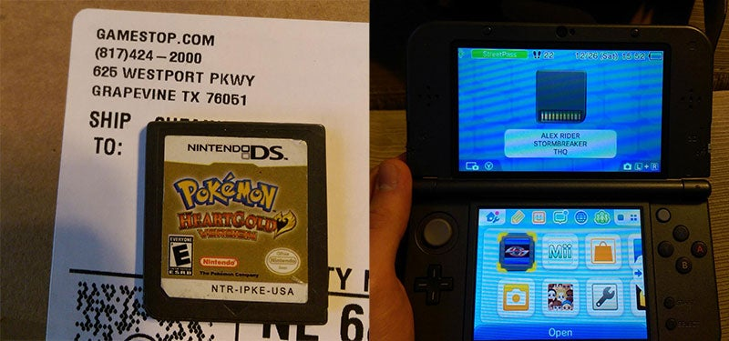 A Perfect Example Of Why You Shouldn't Buy Used Games Online