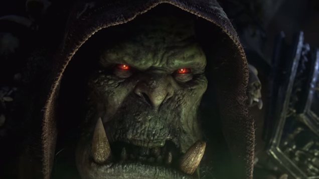 Asian Movie Star To Play Gul'Dan in Warcraft Movie