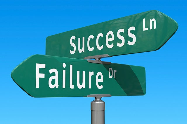 Learn from the Failures of Successful People to Make Better Decisions