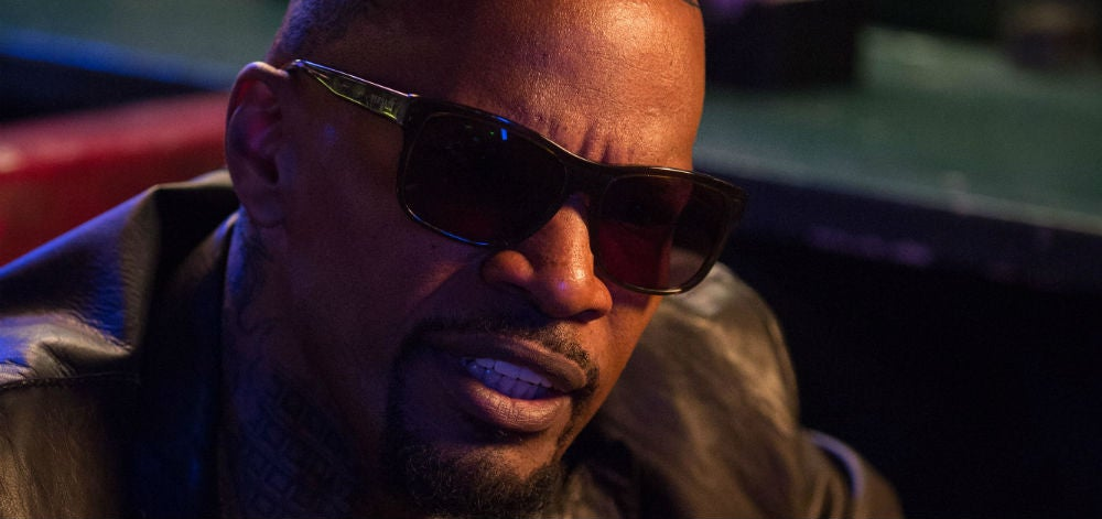 Jamie Foxx May Star in a R-Rated Jim Henson Puppet Movie