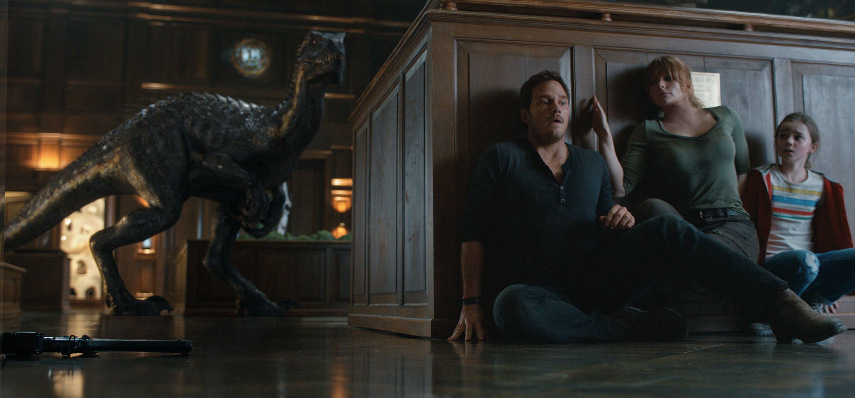 Jurassic World: Fallen Kingdom Lacks The Majesty The Franchise Is Known For
