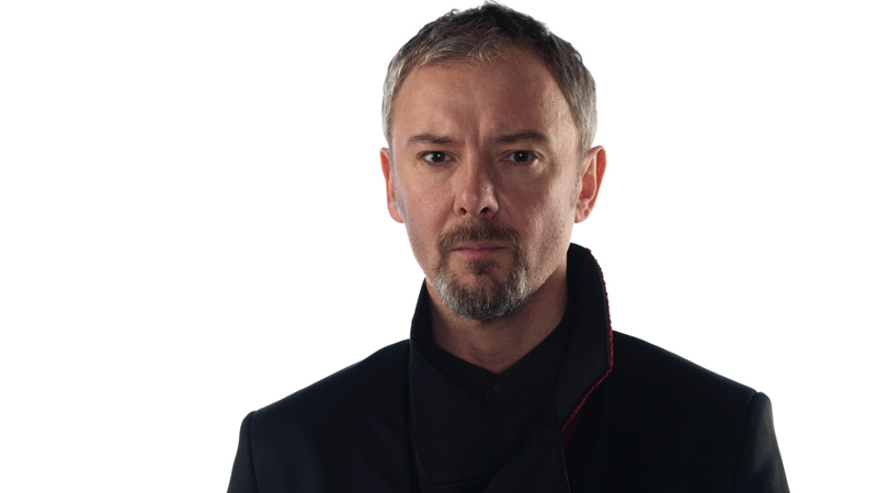 John Simm's New Doctor WhoCostume Is Stylish As Hell