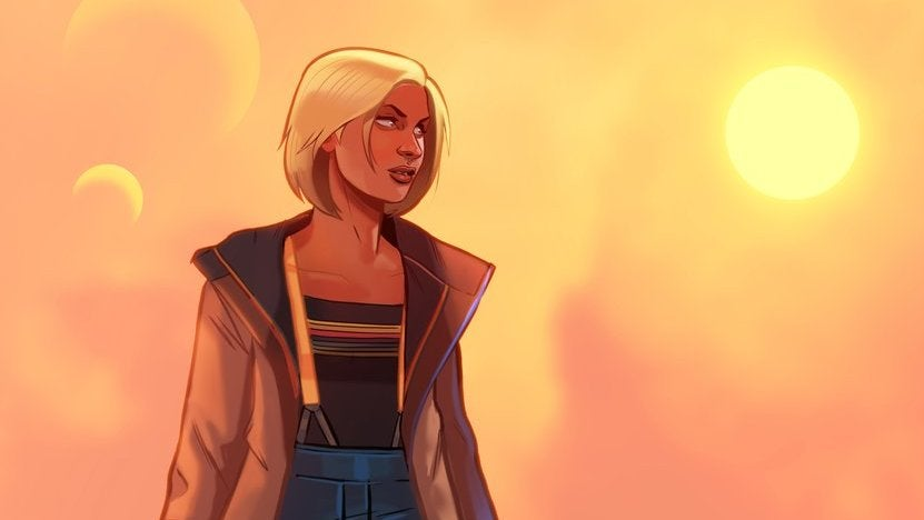 People Are Already Creating Awesome Fan Art Of Doctor Who's New Threads