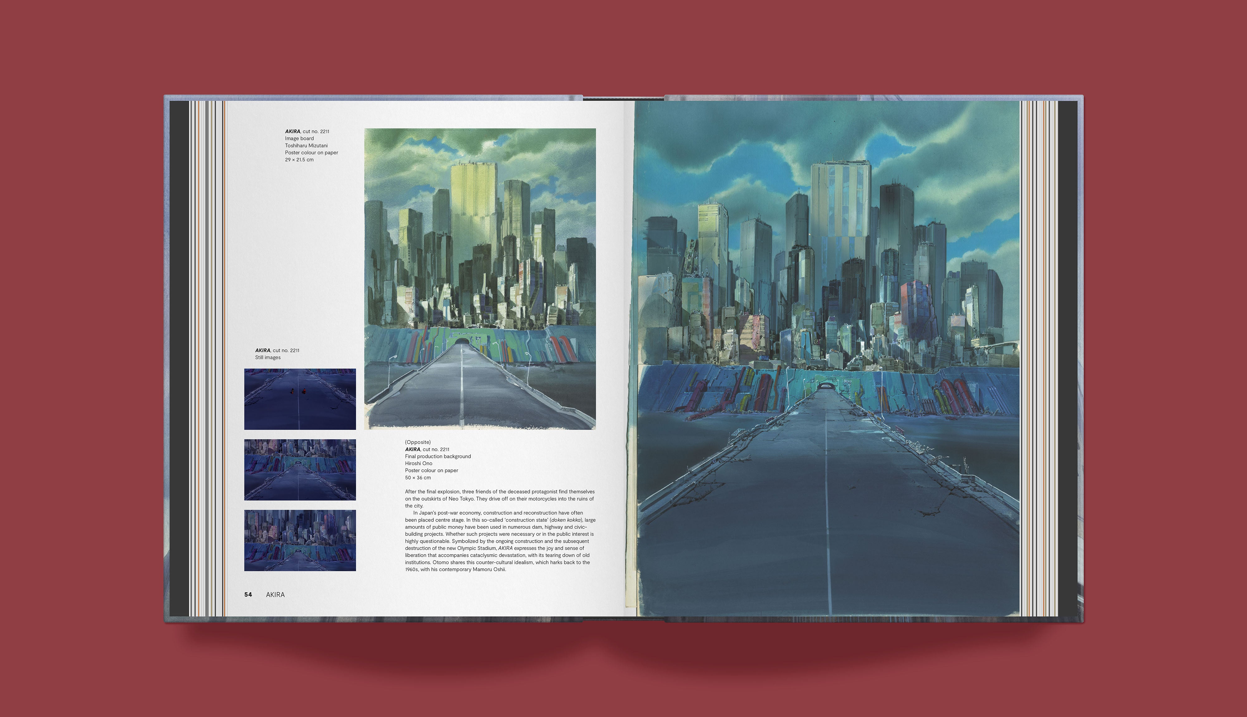 A Whole Book About Architecture In Anime