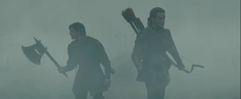 Matt Damon Really Wants Pedro Pascal to Help Him Fight Monsters in China in the Latest Great Wall Trailer