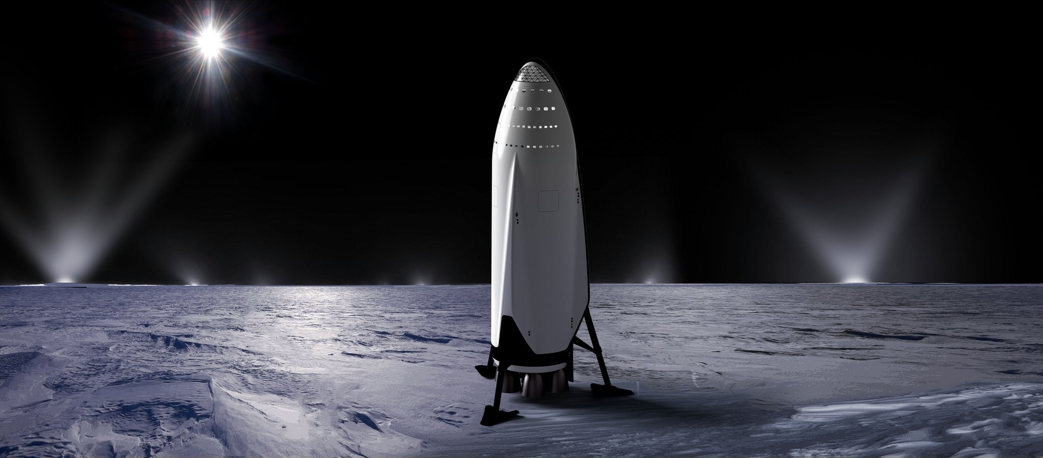 SpaceX Wants To Venture Much Further Out Into The Solar System