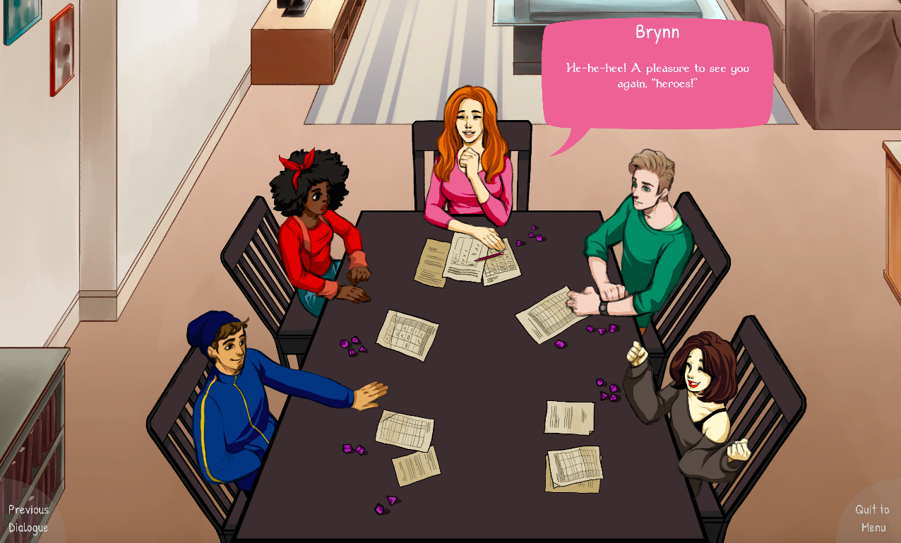 Don't Split The Party Is A Game About Petty D&D Players