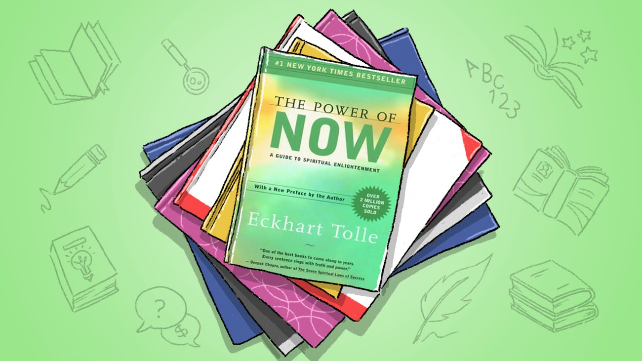 The Power Of Now: A Meditative Approach To Living In The Moment
