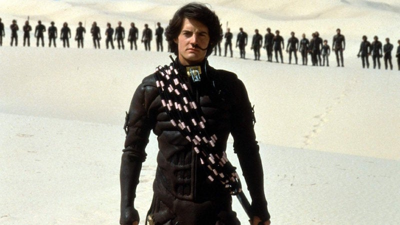Arrival's Denis Villeneuve Is Officially The Latest Director To Attempt A Dune Adaptation