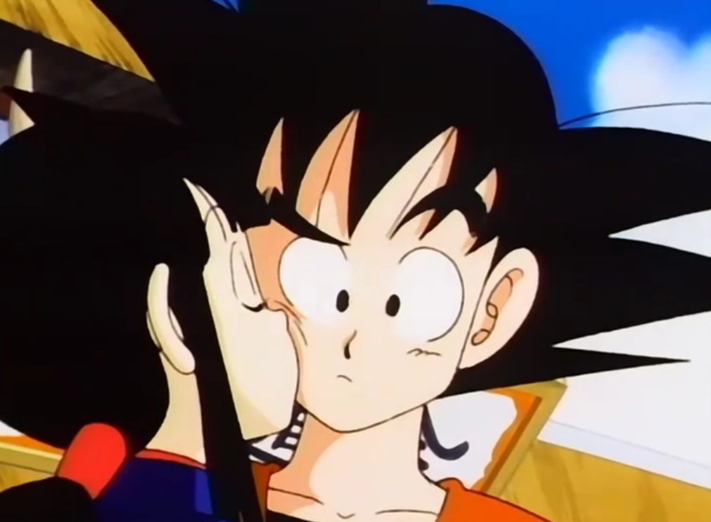 In Dragon Ball Super, Goku Has Never Kissed Anyone