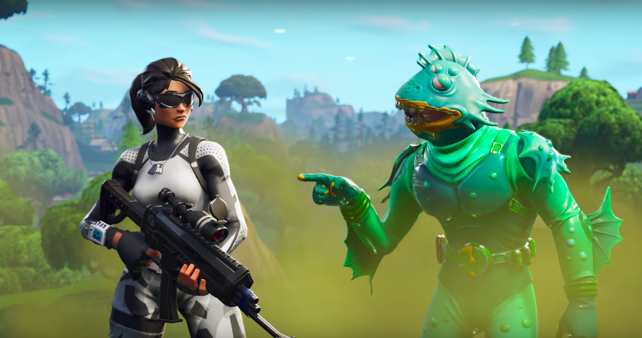 The Gamescom Fortnite Pooper Story Didn't Happen, Epic Says