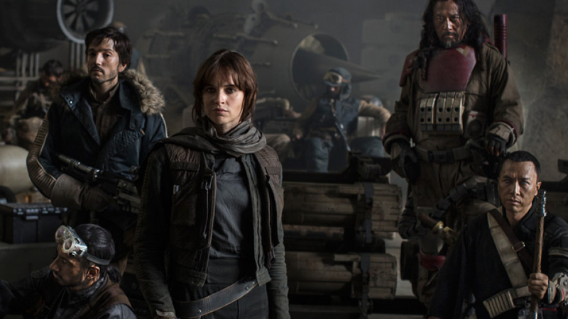 Marvel's Rogue One Comic Is a Prequel to a Prequel