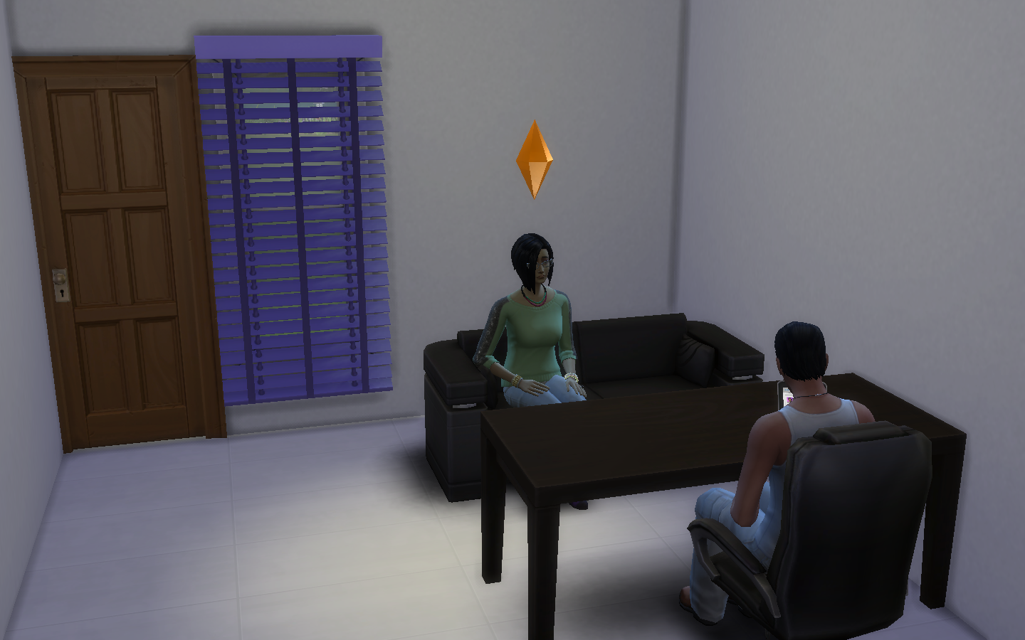 No, Sims Players. Stahp.