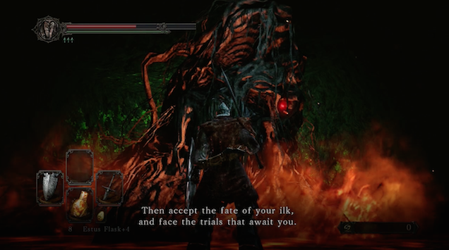 Dark Souls II Patch Reveals New Secrets For An Old Game