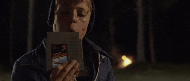 Music Video Turns The NES Into A Deadly Weapon