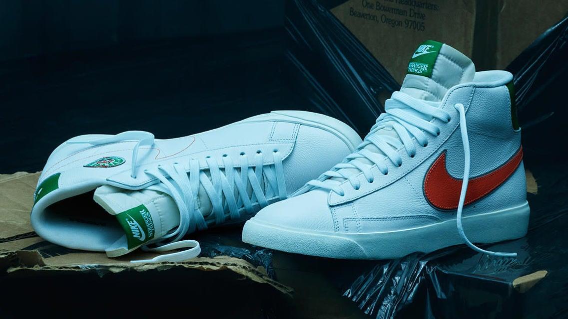 Nike Is Making Stranger Things Sneakers