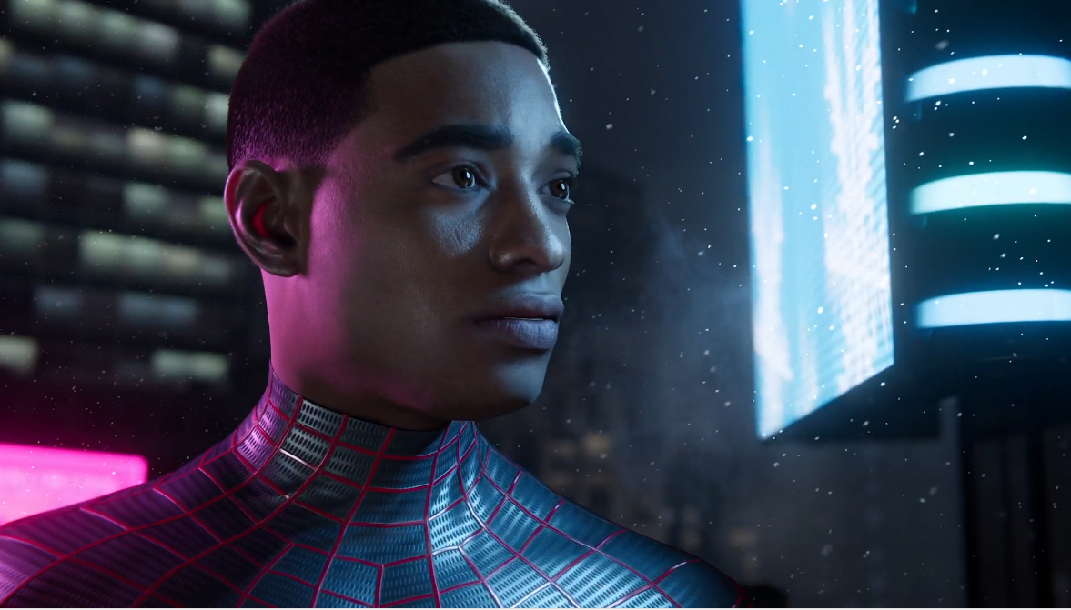 Spider-Man's New PS5 Game Stars Miles Morales