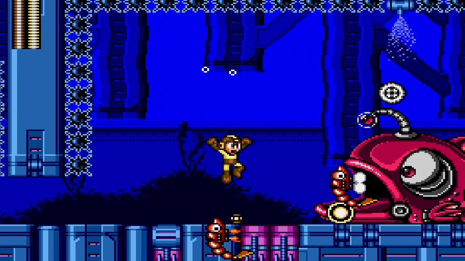 Mega Man, Street Fighter II Coming To Genesis Mini