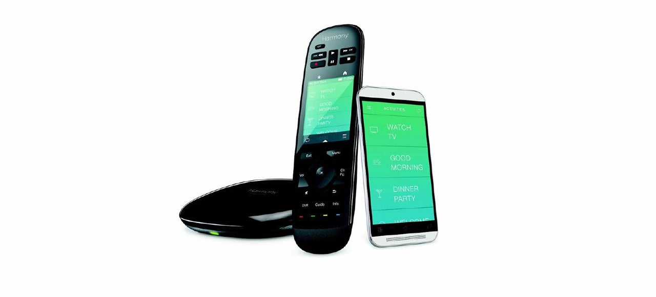 Logitech Finally Made a Harmony Remote for Your Whole House