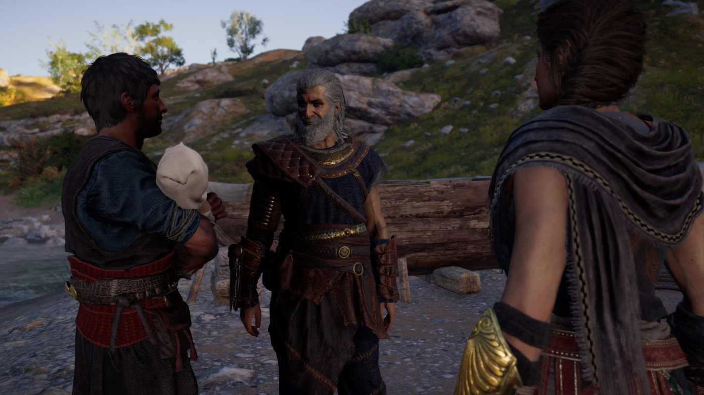 Assassin's Creed Odyssey's Bloodline Expansion Is A Solid ...