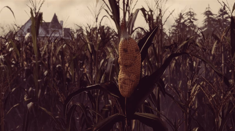 Never Eating Corn Again