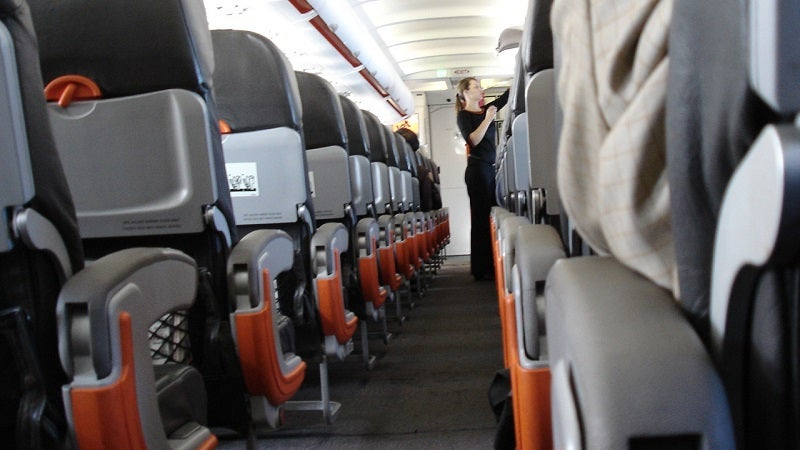 Conquer The Armrest On Your Flight By Reclining Your Seat First