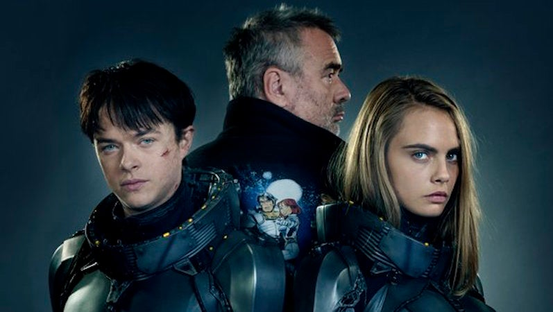 Luc Besson Gave an Incredibly Inspirational Quote About Imagination