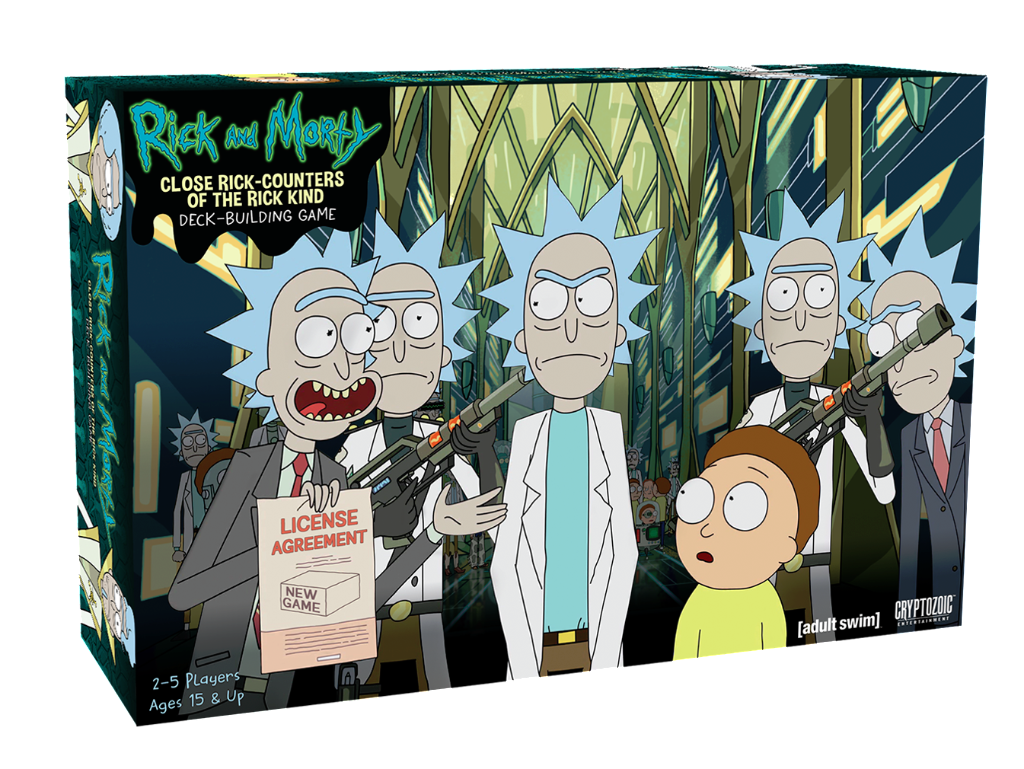 Sorry Dude Just Trying To Show Off These Rick And Morty Games Bro
