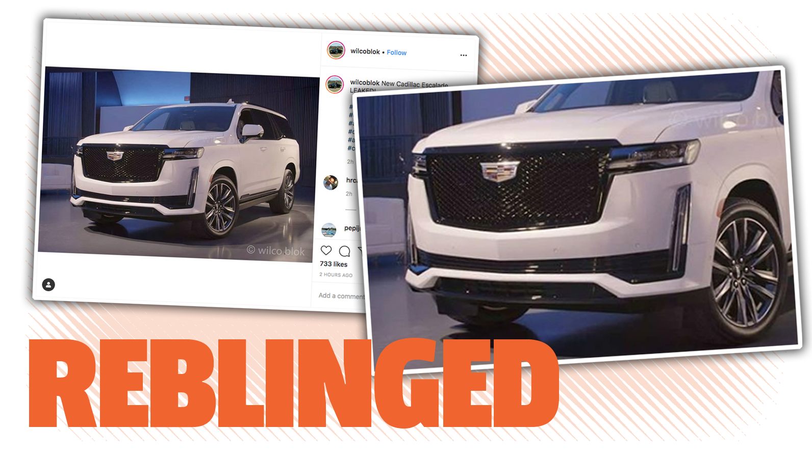 The 2021 Cadillac Escalade Isn't As Aggressive As You'd Think